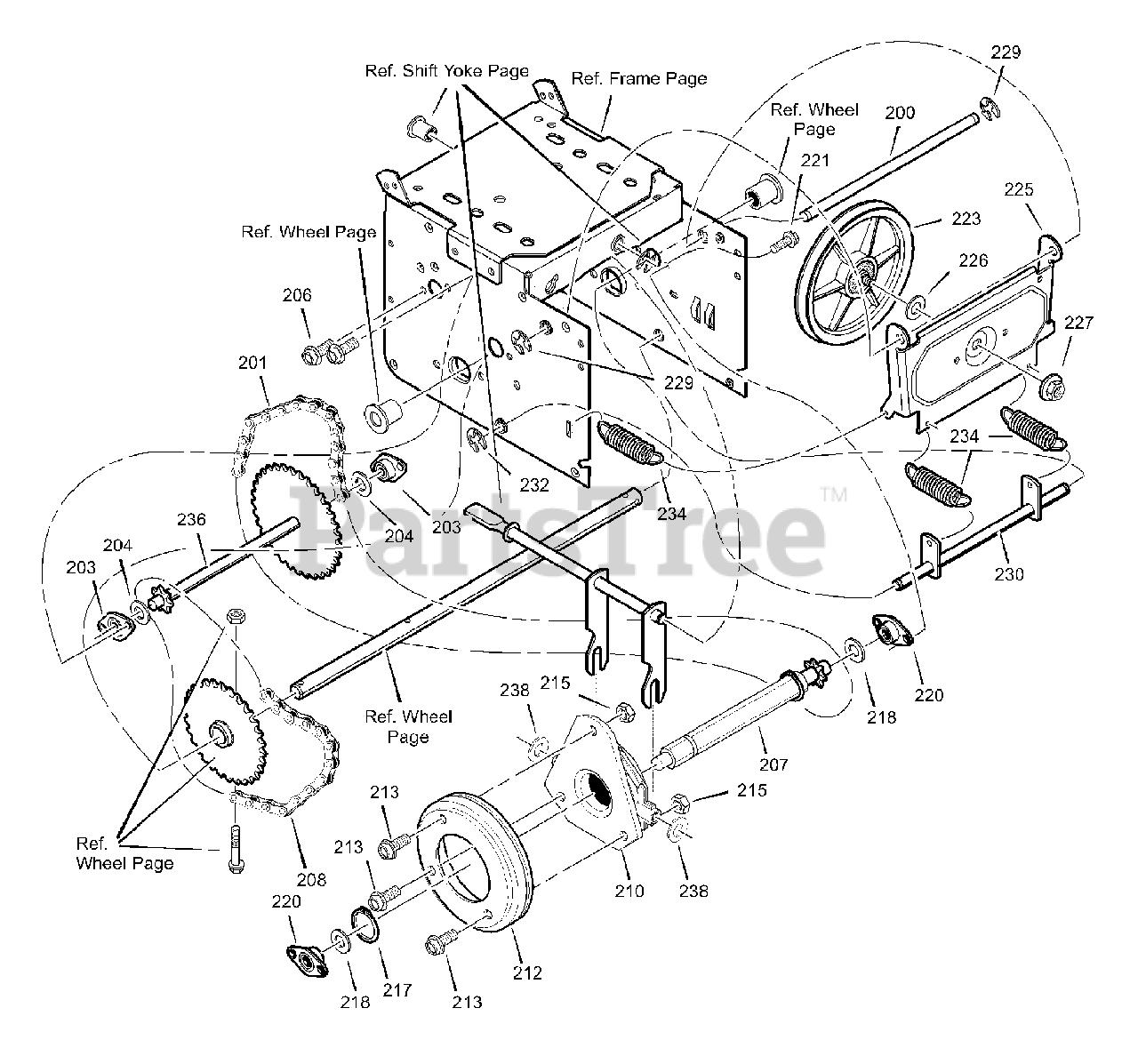 Craftsman 950 C950 2