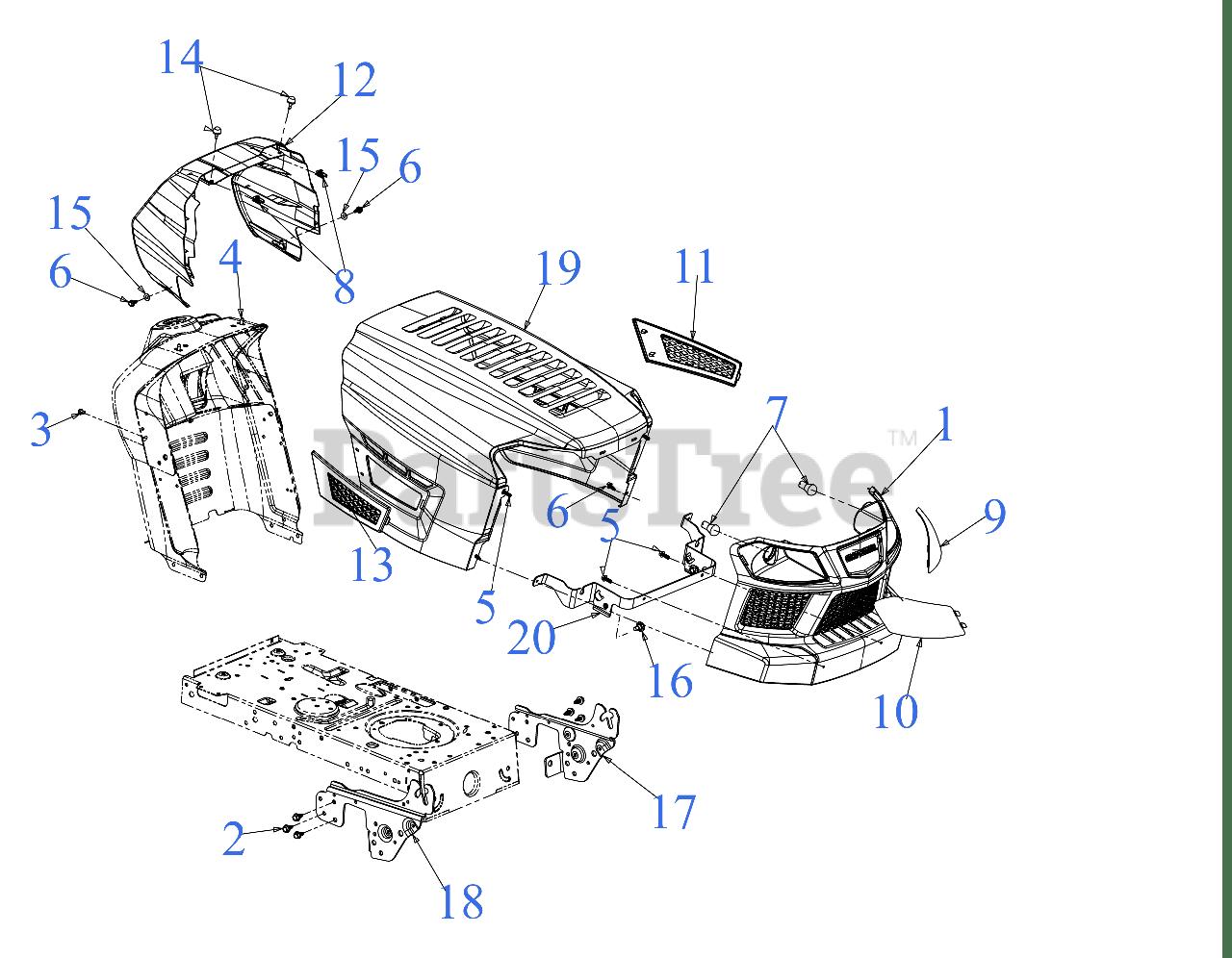 Craftsman Cmxgram 13an77xs093