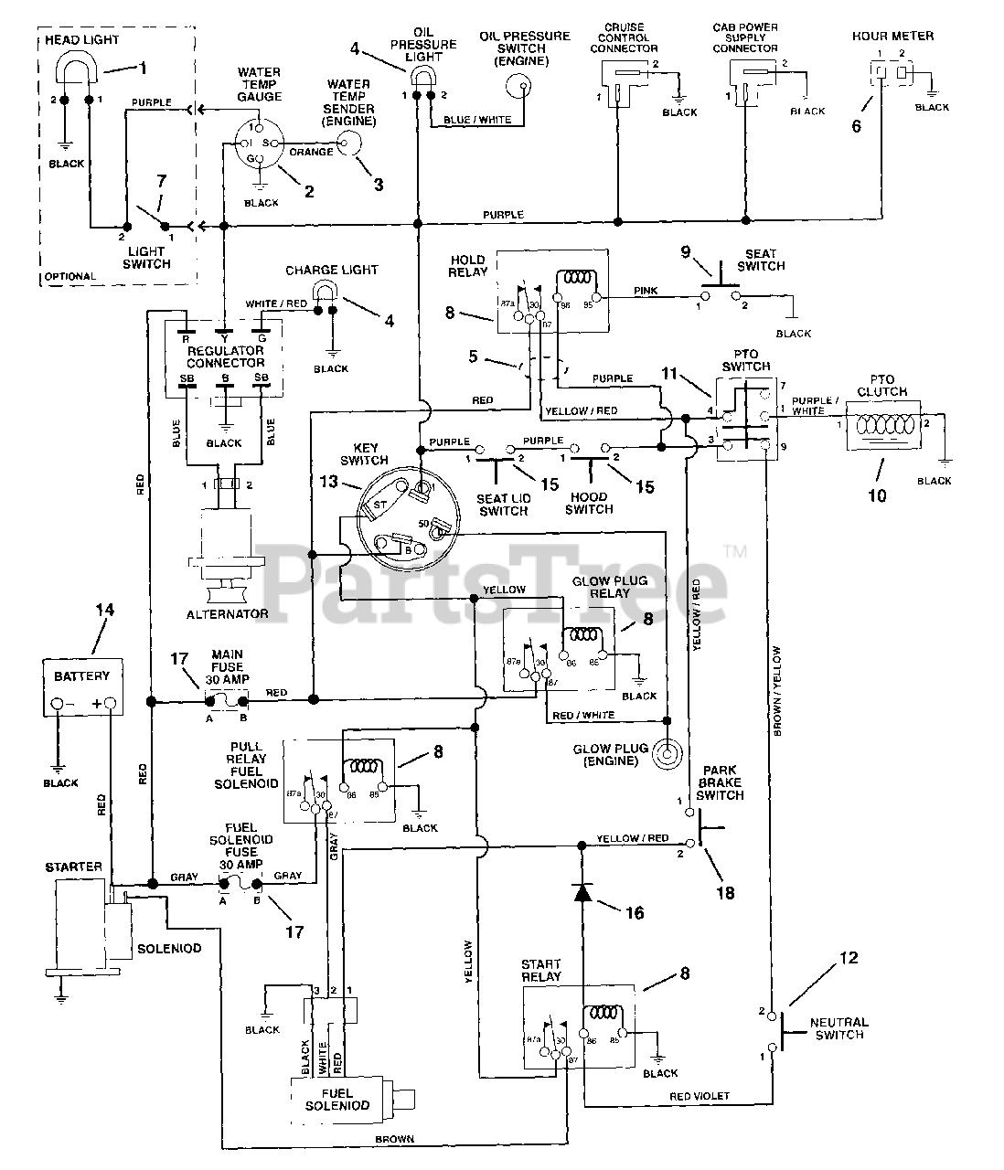 Yanmar 3ym30 Wiring Diagram
