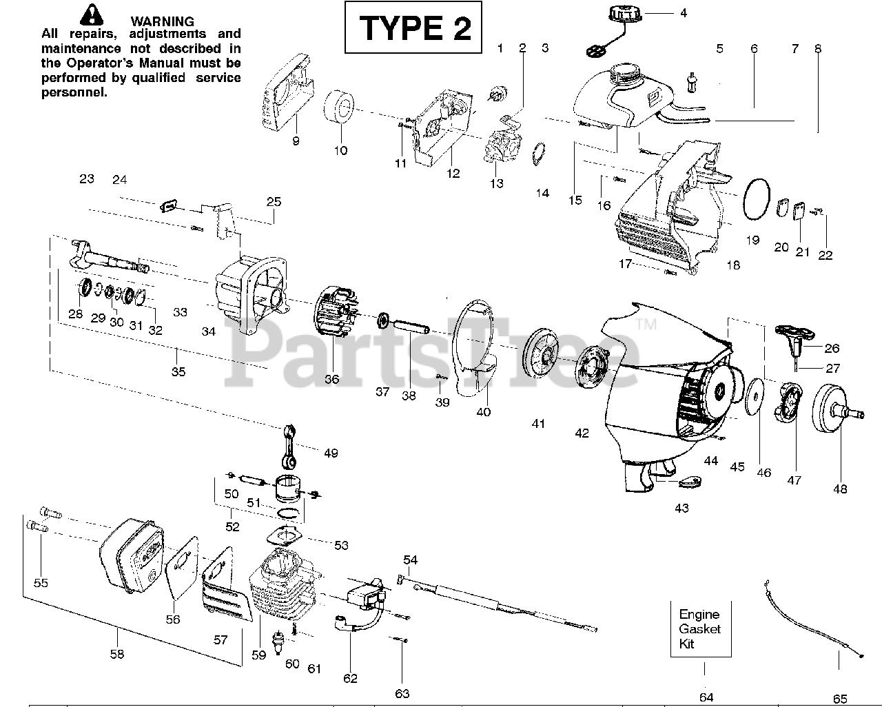 Poulan Ppb 250 E