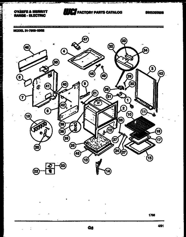 Diagram Oven Wiring Diagram File Is95819