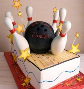 Bowling Party Ideas Retro Modern By A Professional Party Planner
