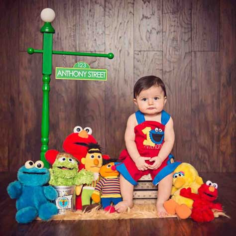 Sesame Street Party Ideas Games By A Professional Party Planner