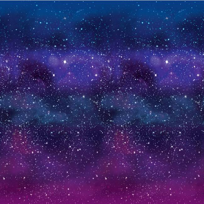 Galaxy Backdrop Outer Space