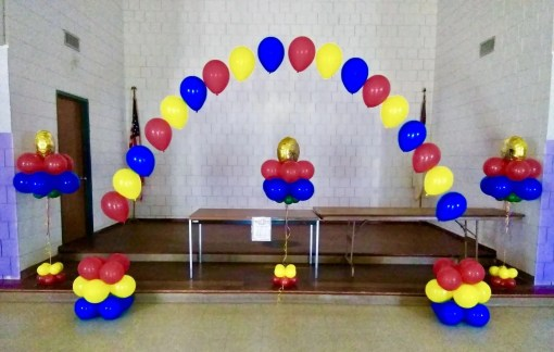 PEARL ARCH BALLOON PACKAGE