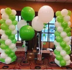 BALLOON COLUMN PARTY PACKAGE