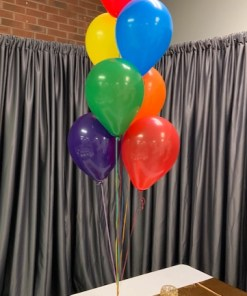 HELIUM BALLOON CENTERPIECE -7