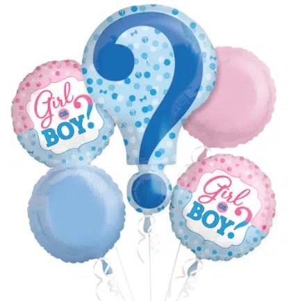 Gender Reveal Bouquet