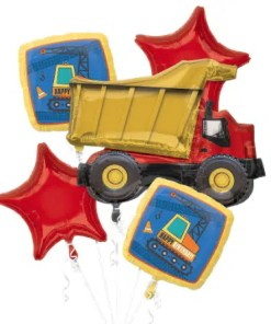 Dump Truck Bouquet