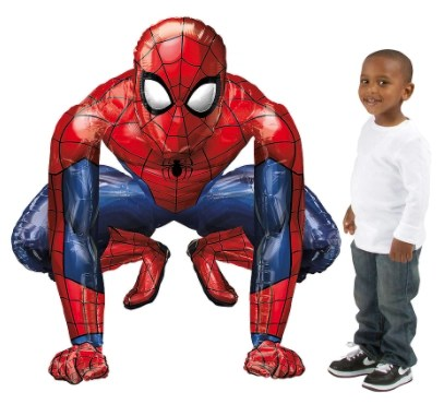 Spiderman airwalker balloon