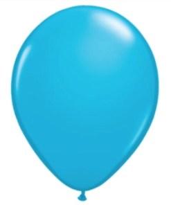 Robins Egg Blue Balloon