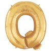 Letter Balloon Q Gold