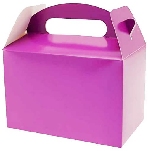 Purple Party Boxes