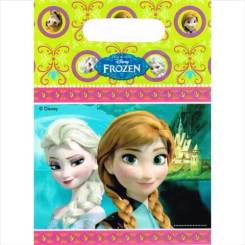 Frozen Party Bags - Disney Party Bags