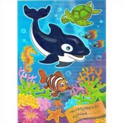 Sealife Fish Party Bags - Goody Bags