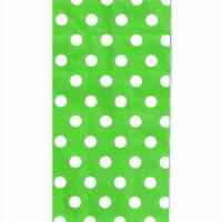 Green-Polka-Paper-Bag