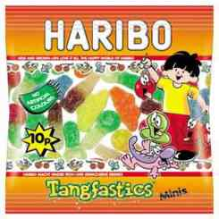Haribo Tangfastic Party Sweets Mini Bag