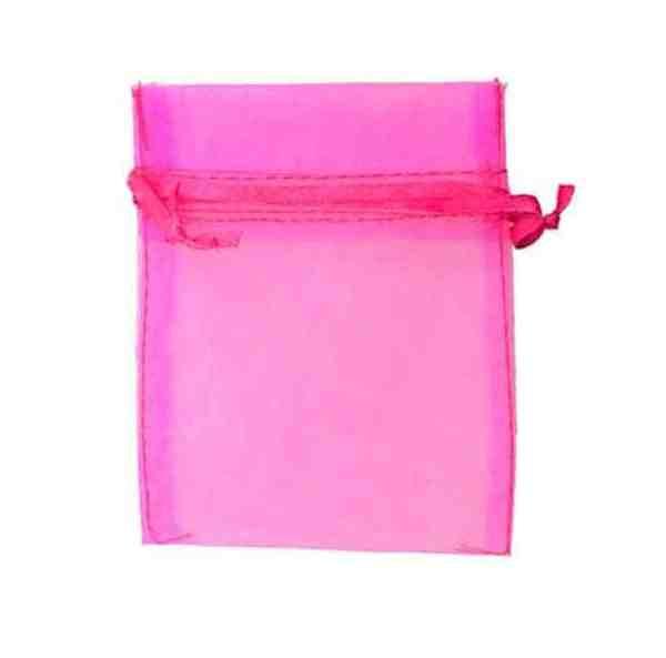 Organza Bag Pink