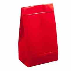 Red Paper Party Bags - Paper Gift Bags