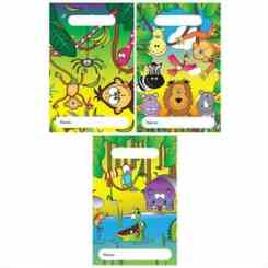 Safari Party Bags - Jungle Party Bags