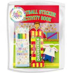 Pre Filled Party Bags – Childrens Football Party Bags