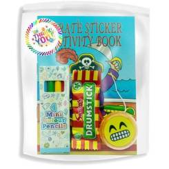 Pirate Party - Cheap Pre Filled Party Bags