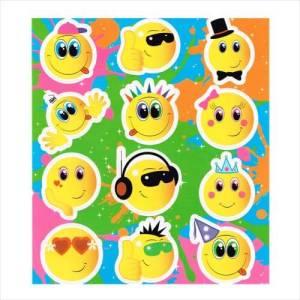 Emoji Sticker Sheets