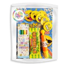 Emoji Face Filled Party Bag – Themed Party Bag Fillers