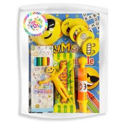 Bumper Emoji Filled Party Bag – Themed Party Fillers