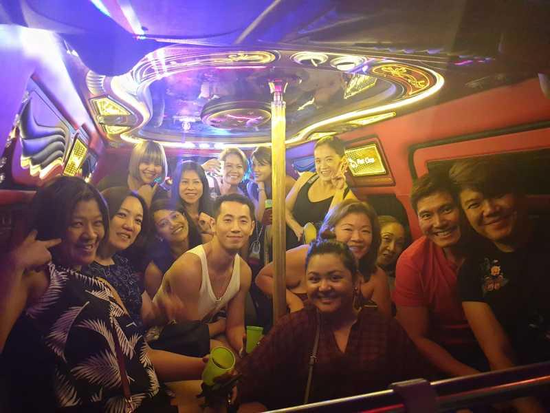 Party Bus SG
