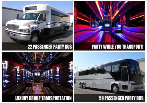 Party Bus New Orleans LA