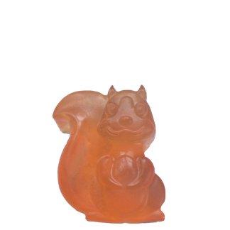 Bubbly Bubbles Oranje Eekhoorn Glycerinezeepje 70gram