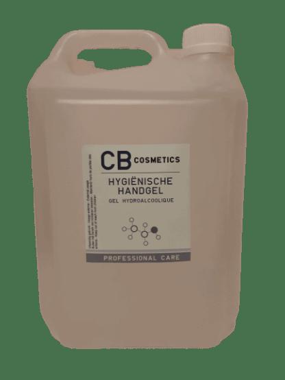 ACTIE Antibacteriële handgel 5liter navulverpakking