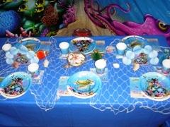 Under The Sea Water Party Via Kara S Ideas Spartyideas Com Seacreatures