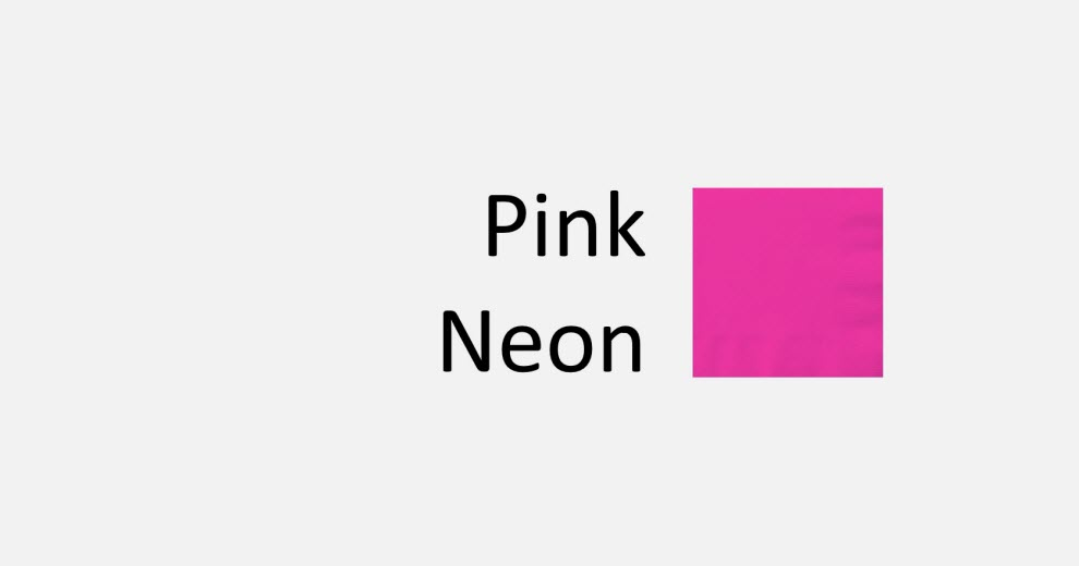 Pink Neon