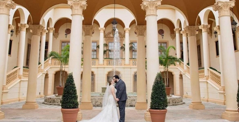 Wedding Photos at Biltmore Hotel, Coral Gables
