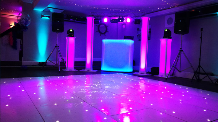 Wedding DJ Amp Disco Hire At The Christchurch Harbour Hotel