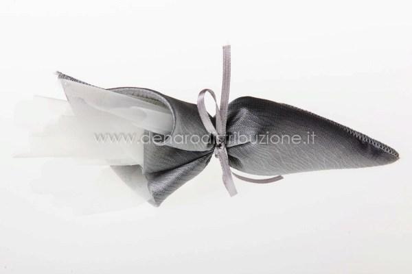 Cono Moire - Argento (10 PZ)-0
