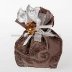 Cubo piccolo romantique Marrone-0