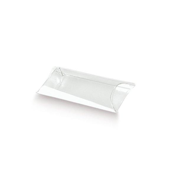 Tubo trasparente L 10 X 3,8 CM (10 pezzi)-0