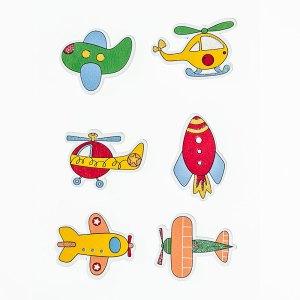 Stickers Aerei (6 pezzi)-0
