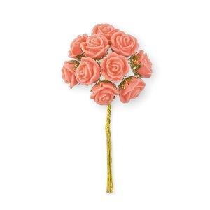 Roselline Corallo (120 pezzi)-0