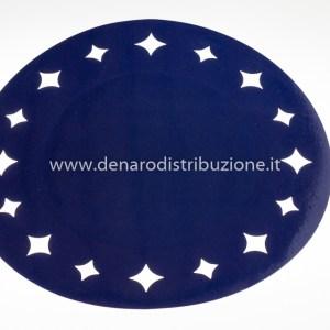 Sottopiatti Blu Stelle | 6 Pezzi-0