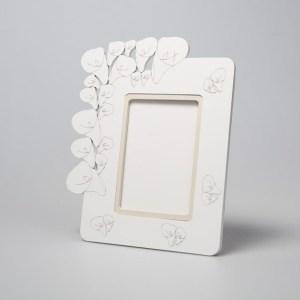 Portafoto Legno | Piccolo Calla con scatola-0
