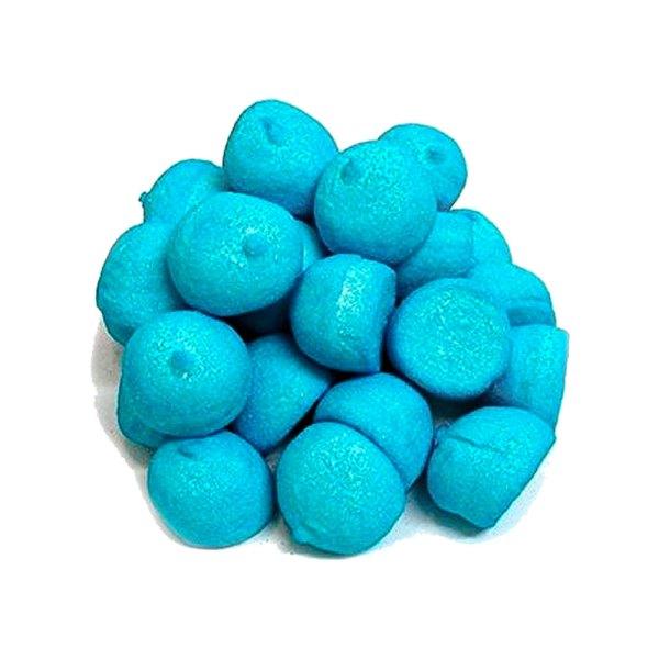 Marshmallow Palla da Golf Blu | 1 Kg SENZA GLUTINE-0