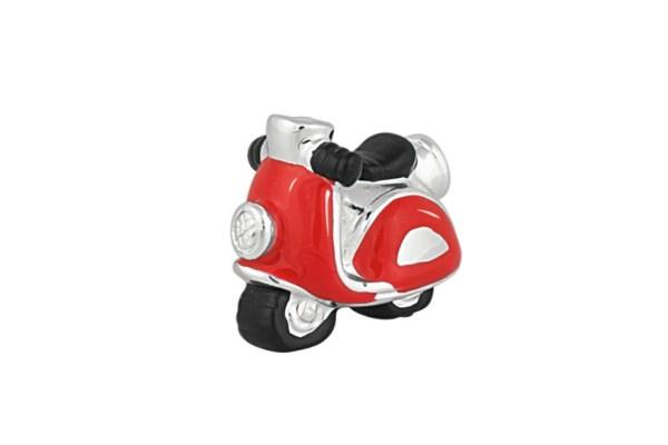 Bomboniera scooter rosso PICCOLO (12 pezzi)-0