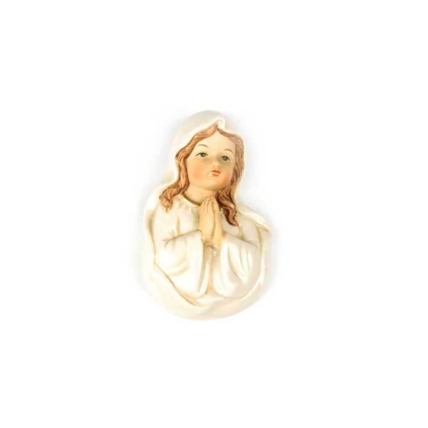 Bomboniera sacra icona comunione bimba con scatola-0