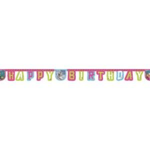 """FESTONE """"HAPPY BIRTHDAY"""" FROZEN STOCK-0"""