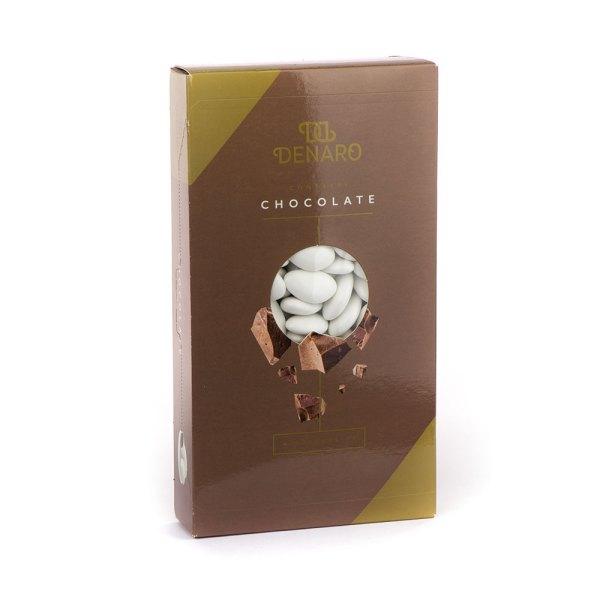 confetti cioccolato bianco Denaro