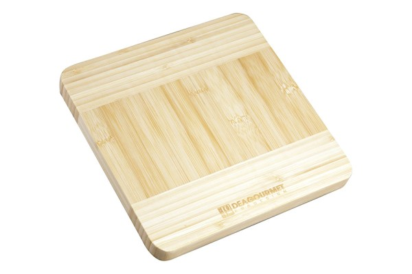 """TAGLIERE IN BAMBOO NATURALE """"ISIDE"""" CM 20-0"""